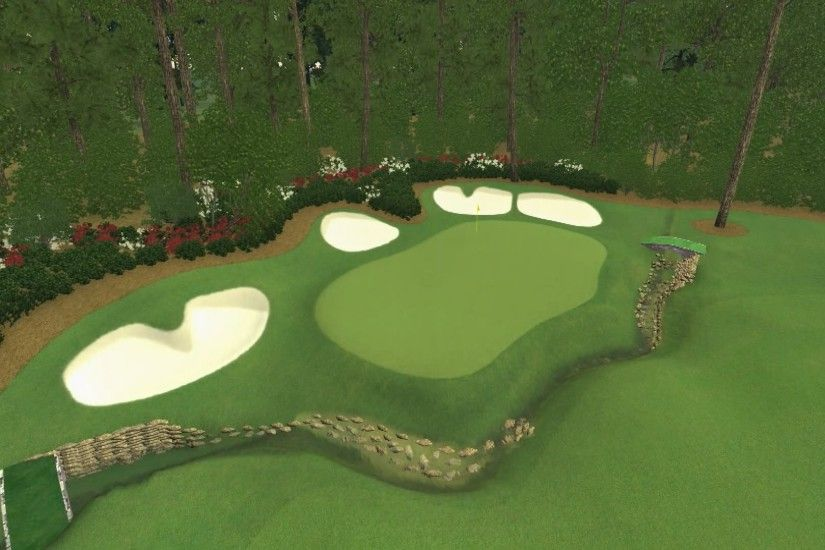 Step by step: How to play Augusta's 13th holeApr 12, 2015