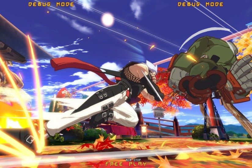 Guilty Gear Xrd Revelator Screenshots, Pictures, Wallpapers - PlayStation 3  - IGN