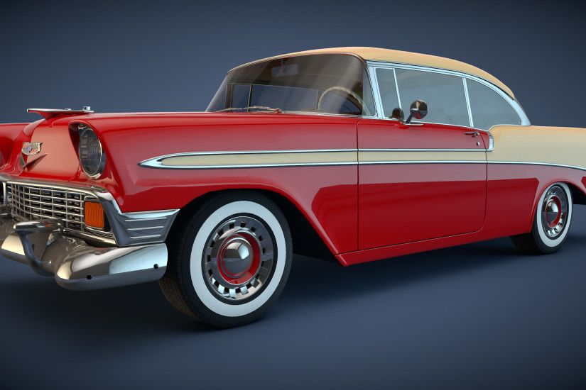 57 Chevy Bel air custom - totally diggin the paint job! | '57 .