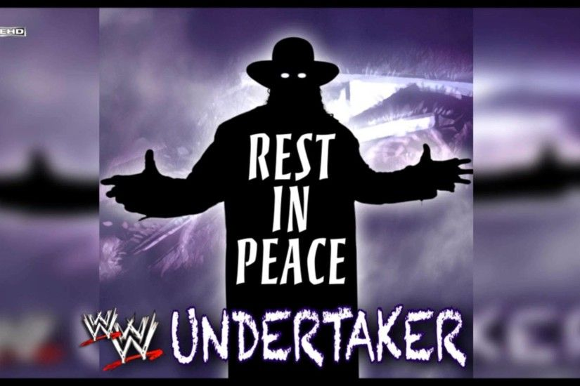 "WWE: ""Rest In Peace"" (The Undertaker) Theme Song + AE (Arena Effect) -  YouTube"