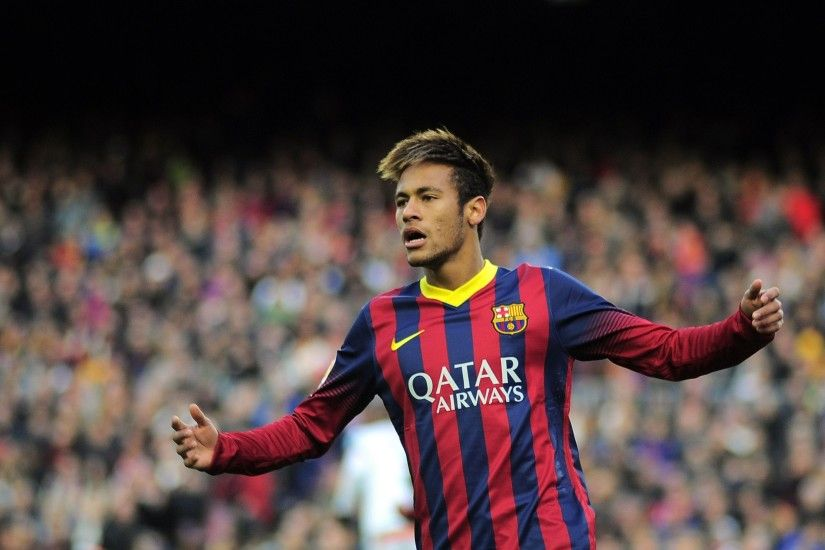 Neymar Barca HD Wallpaper