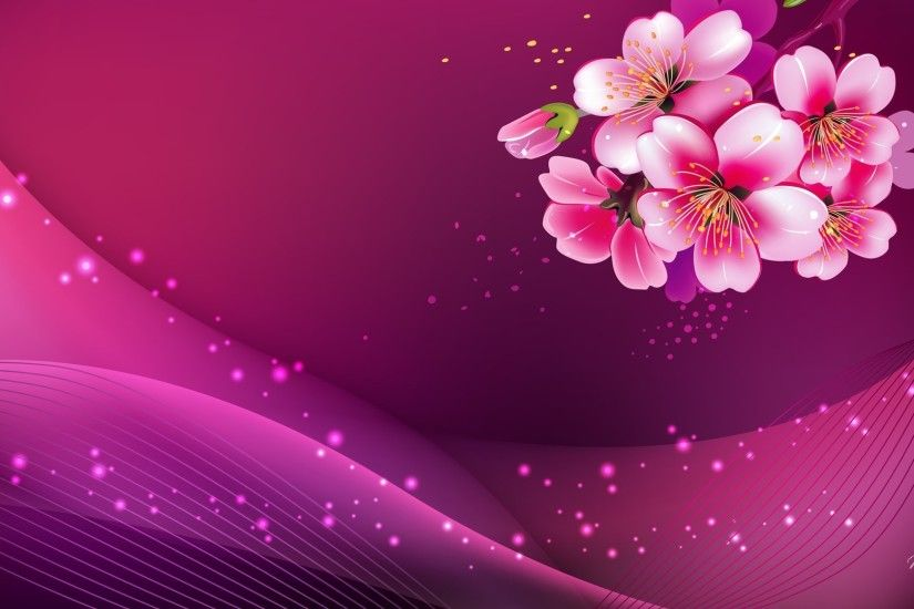 1920x1080 widescreen pink background hd image pc Colour Pink Pinterest