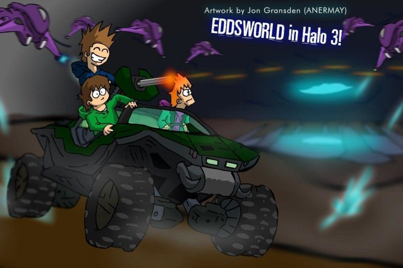 Eddsworld Halo Wallpaper - WallDevil