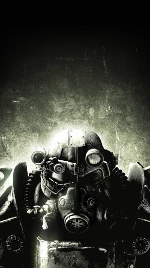 Fallout 3 phone wallpaper ...