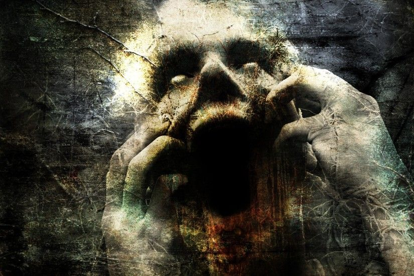 Horror Dark Gothic Scream Wallpaper At Dark Wallpapers