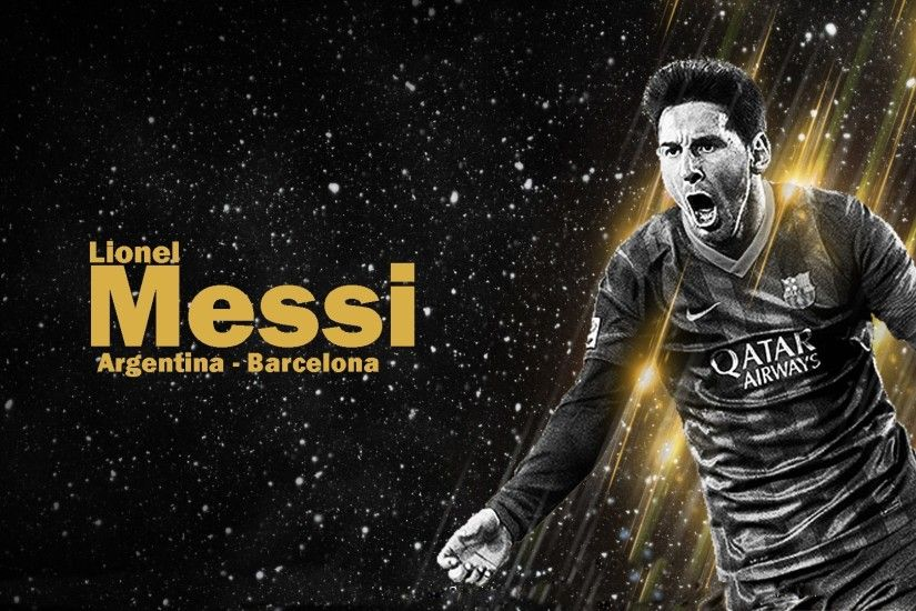 Lionel Messi barcelona Wallpaper