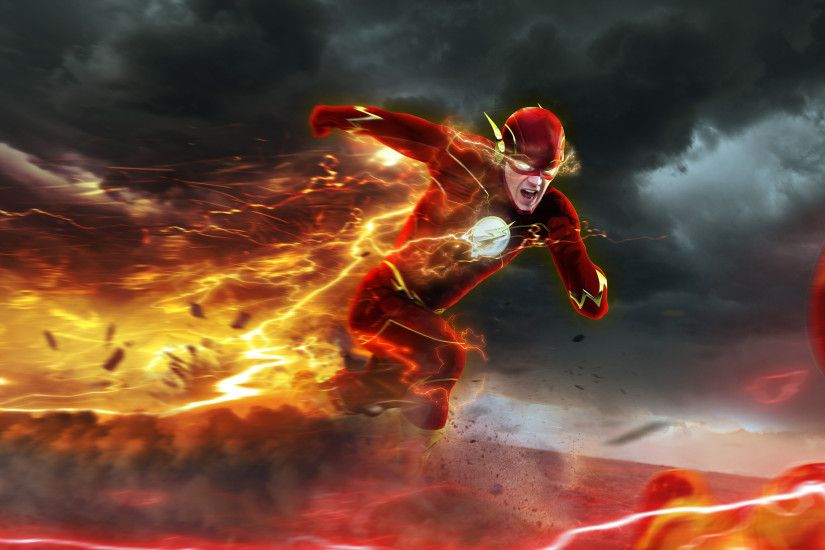 ... the flash wallpaper hd wallpapersafari ...