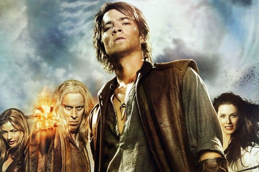 Pix For > Legend Of The Seeker Season 2 Wallpaper