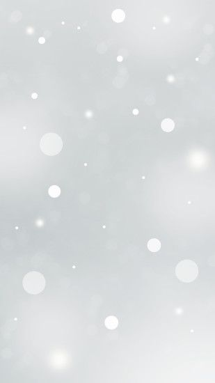Christmas White Bokeh iPhone Wallpaper AR7. Download: iPhone ...