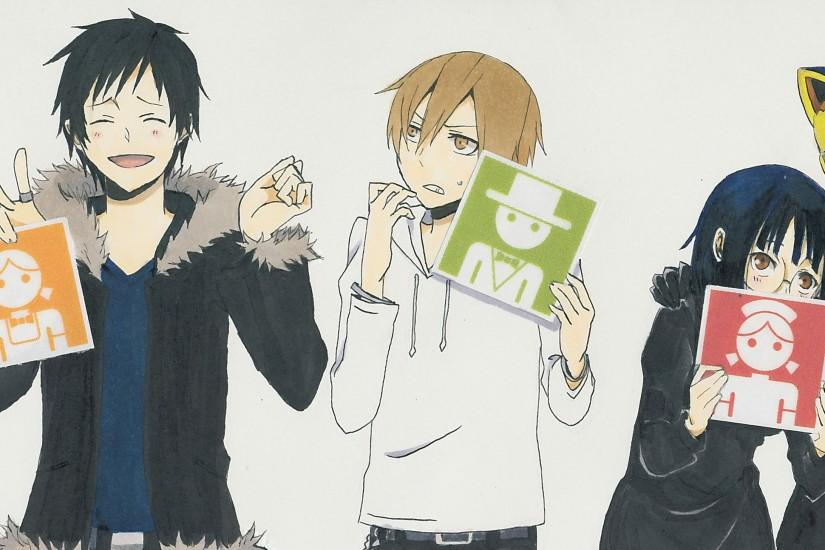 download durarara wallpaper 3421x1294 for iphone