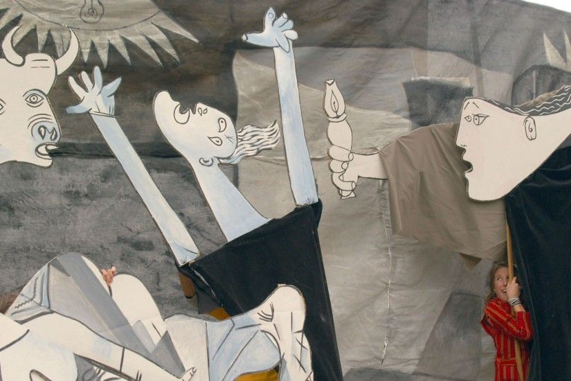 BBC World Service - The Cultural Frontline, Is Picasso's Guernica a viral  work of art?