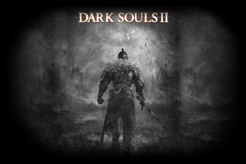 dark souls 2 / II game knight hd wallpaper