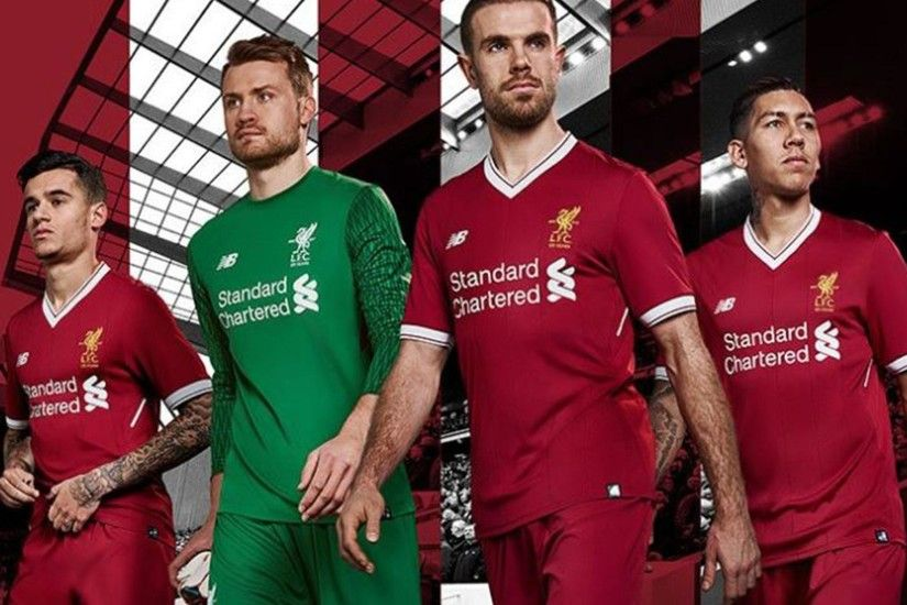 Liverpool release new home kit with special commemorative crest to  celebrate 125-year anniversary | The Independent
