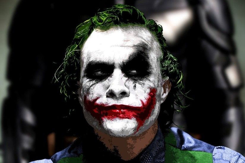 Batman Joker The Dark Knight Heath Ledger Movies