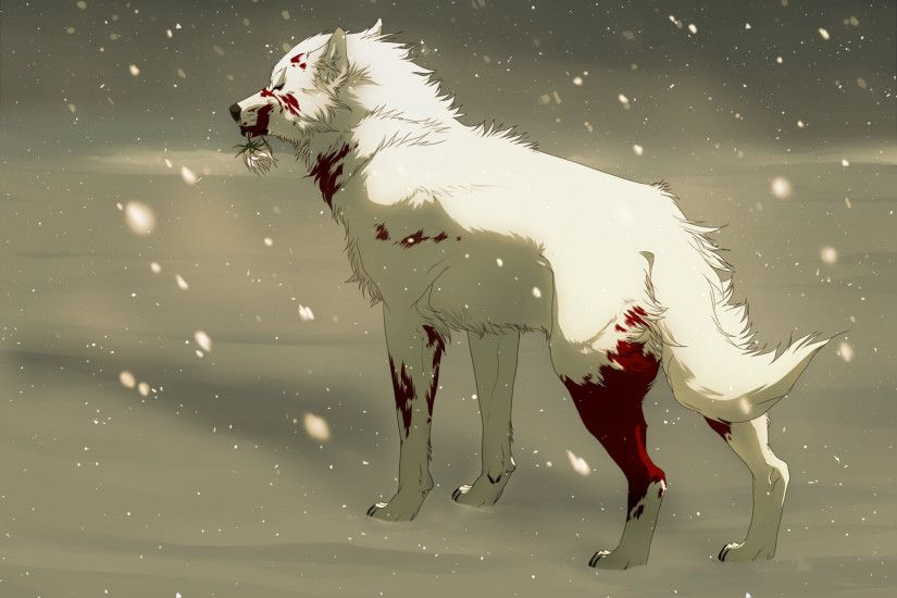 Wolf's Rain - Kiba by DGeva on @DeviantArt