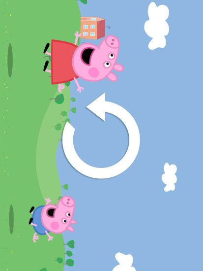 Nice wallpapers Peppa Pig 1536x2048px