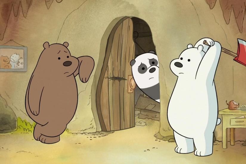 "CATCH THE PREMIERE OF ""WE BARE BEARS"" ON NOVEMBER 16, ONLY ON CARTOON  NETWORK"