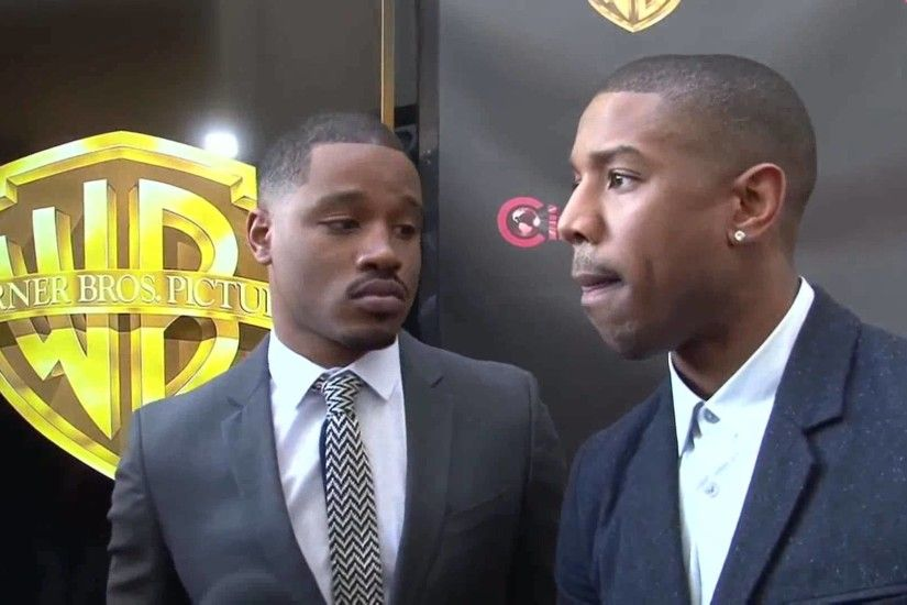 CREED - NATO PER COMBATTERE - Intervista a Ryan Coogler e Michael B. Jordan  al CinemaCon 2015