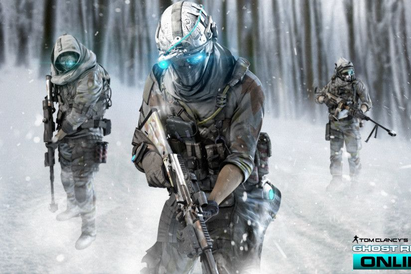 Tom Clancys Ghost Recon Online Wallpapers 1920×1080