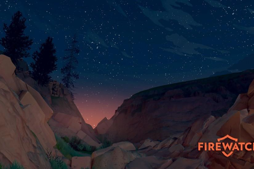 widescreen firewatch wallpaper 1920x1080