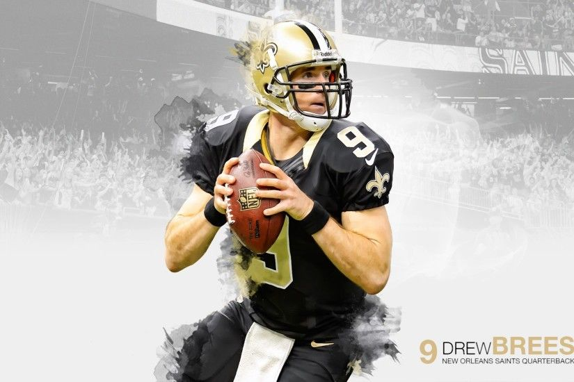 2560x1440 Drew Brees Wallpapers