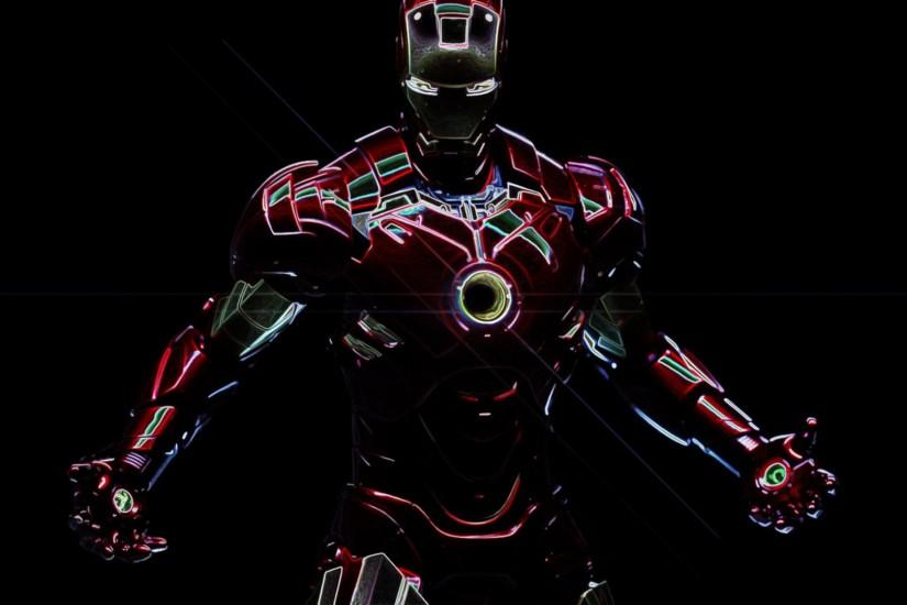 iron man wallpaper 1920x1080 notebook