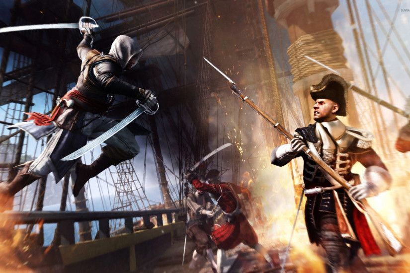 Assassins Creed IV Black Flag Wallpapers HD Wallpapers