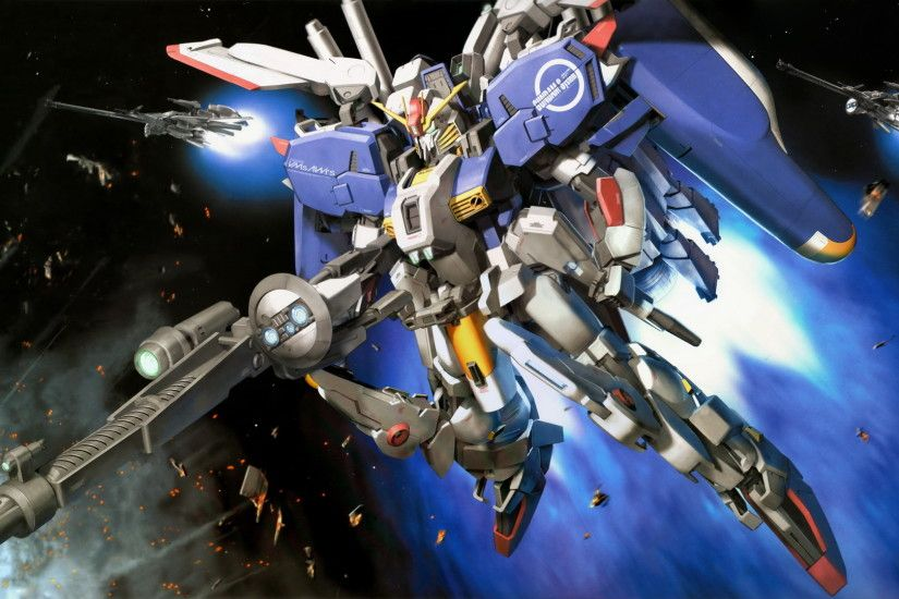 Gundam Wallpaper 2 Free Hd Wallpaper