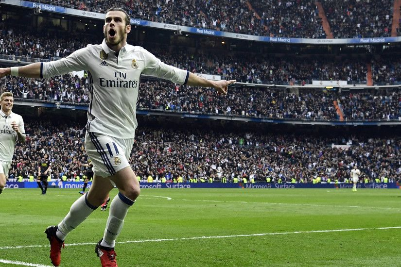 Real Madrid Vs. Spurs: Gareth Bale's 6 Best Goals in a White Shirt