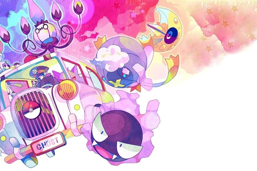 Cool Ghost Pokemon Wallpaper DFILES 1920×1080 Ghost Pokemon Wallpaper (30  Wallpapers) |