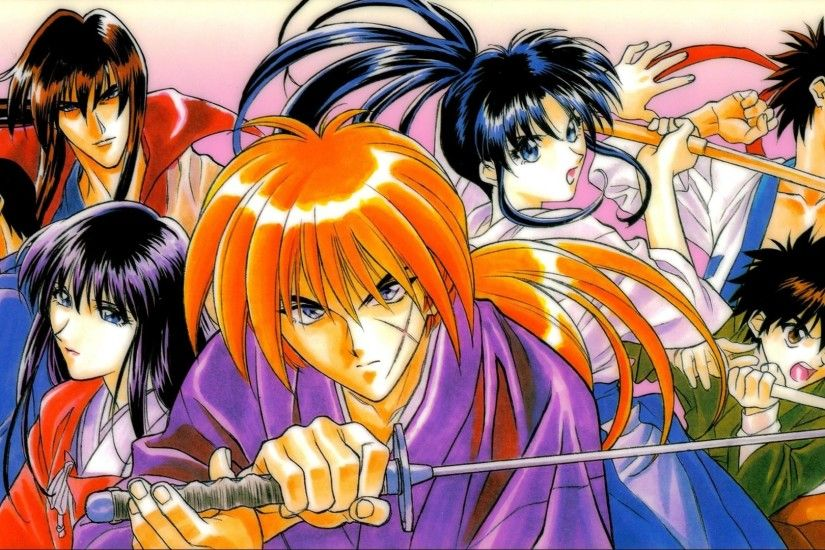 Download now full hd wallpaper rurouni kenshin samurai warrior ...