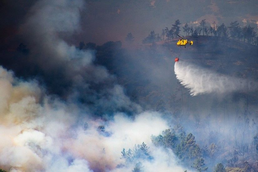 Flames Tag - Forests Retardant Vehicles Nature Mist Water Burn Fire Vapor  Color Drops Smoke Trees