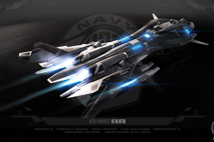 ArtStation - Star citizen Ship Wallpapers, Daniel Kolawole