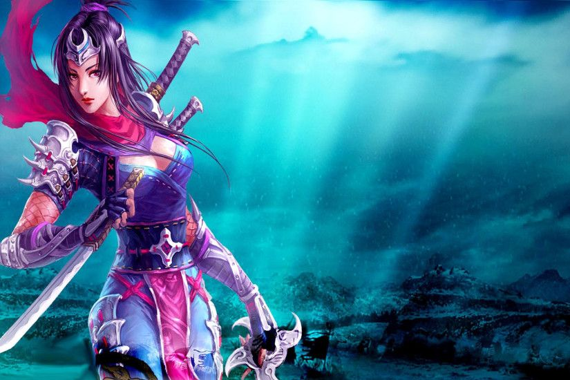 Dynasty Warriors Girl HD Wallpapers