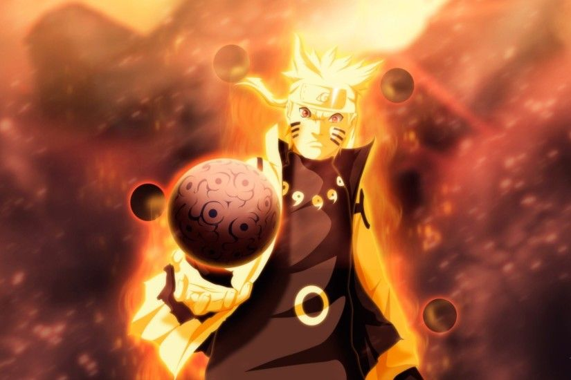 Uzumaki Naruto, Rasengan, Bijuu HD Wallpapers / Desktop and Mobile Images &  Photos