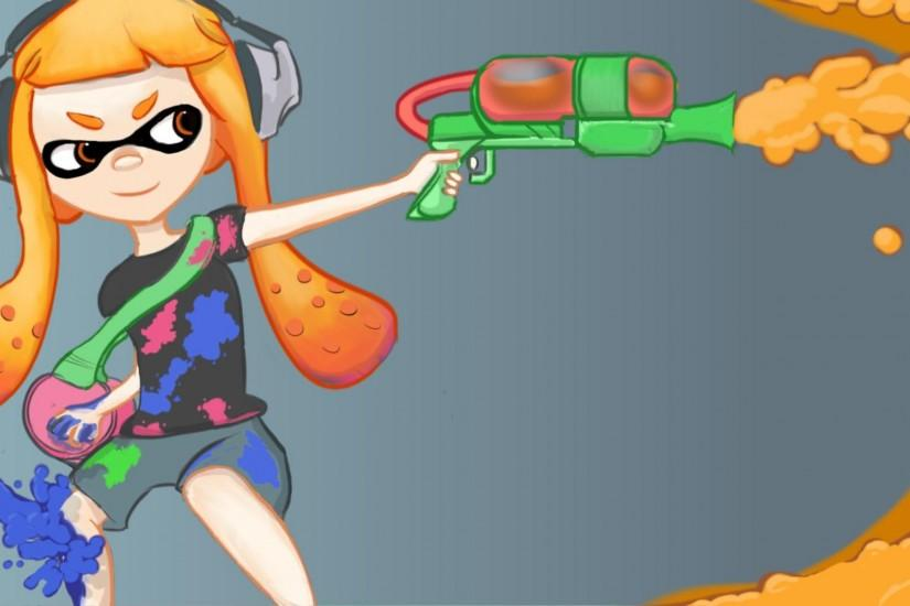 splatoon wallpaper 1920x1080 lockscreen