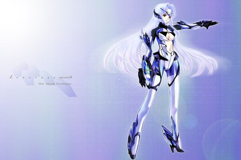 ... Xenosaga Wallpaper - WallpaperSafari ...