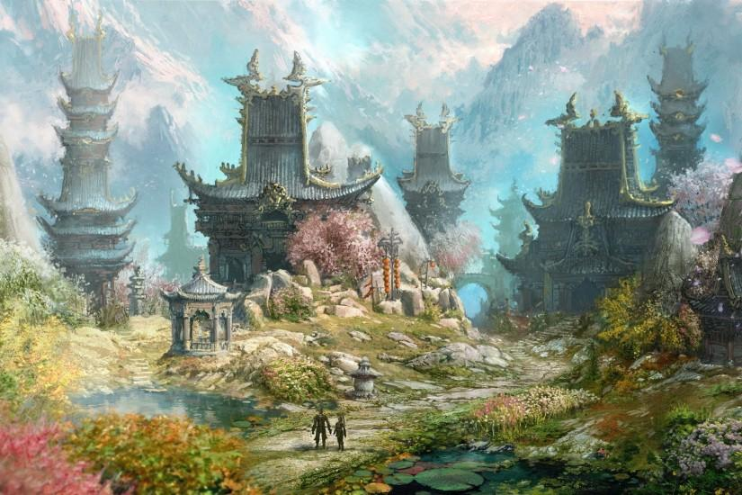 free download blade and soul wallpaper 2560x1600 for mobile