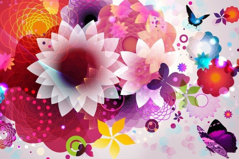Flower Power Wallpapers - Wallpaper Cave