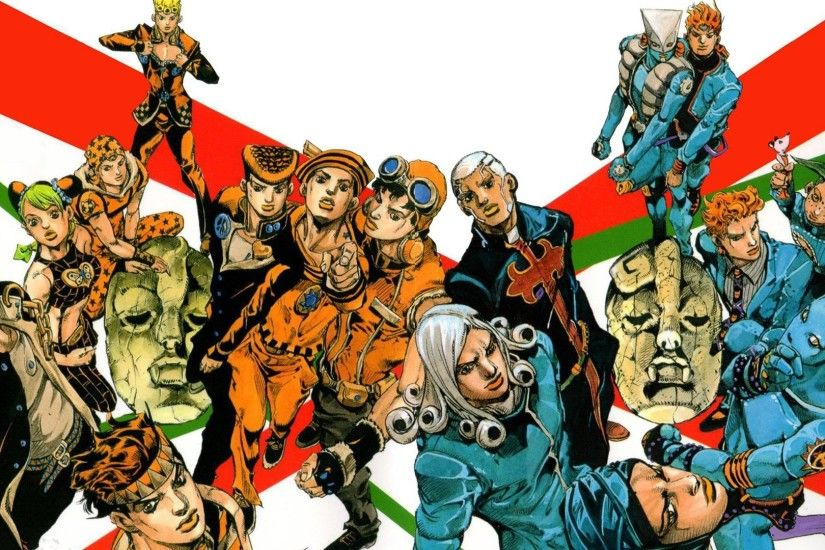 computer wallpaper for jojos bizarre adventure