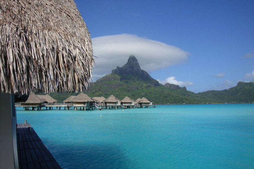 Bora Bora Islands · ZoomView