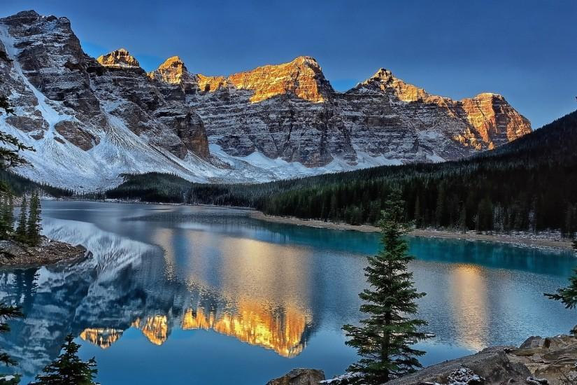 Description: The Wallpaper above is Moraine lake winter Wallpaper in  Resolution 1920x1080. Choose your Resolution and Download Moraine lake winter  Wallpaper
