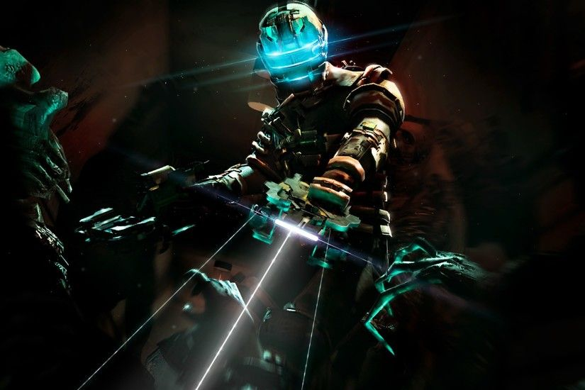 Pretty dead space 3 wallpaper, 1920x1080 (217 kB)