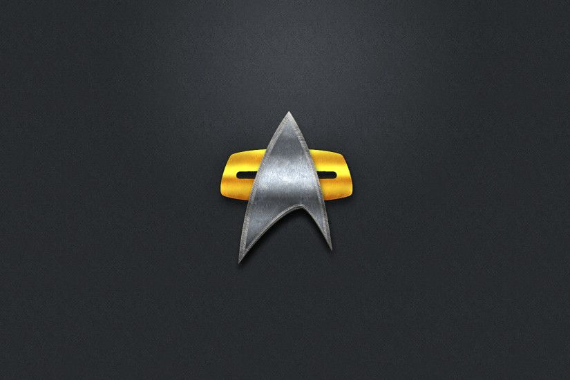 Download Star Trek Logo Wallpaper