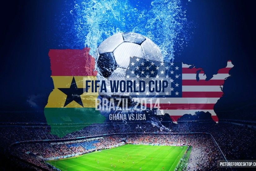usa vs ghana 2014 world cup