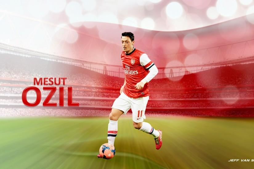 Mesut Ozil Arsenal Wallpaper HD 2014 #2 | Football Wallpaper HD .