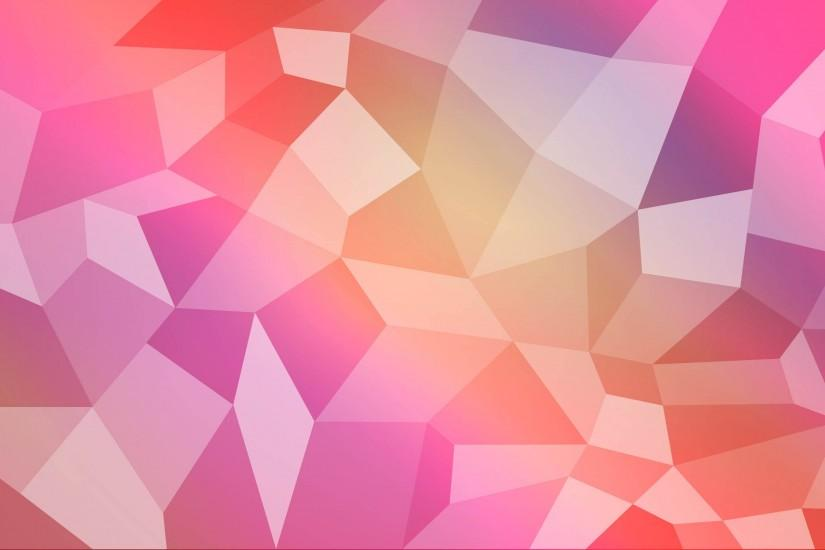 widescreen polygon background 2500x1500
