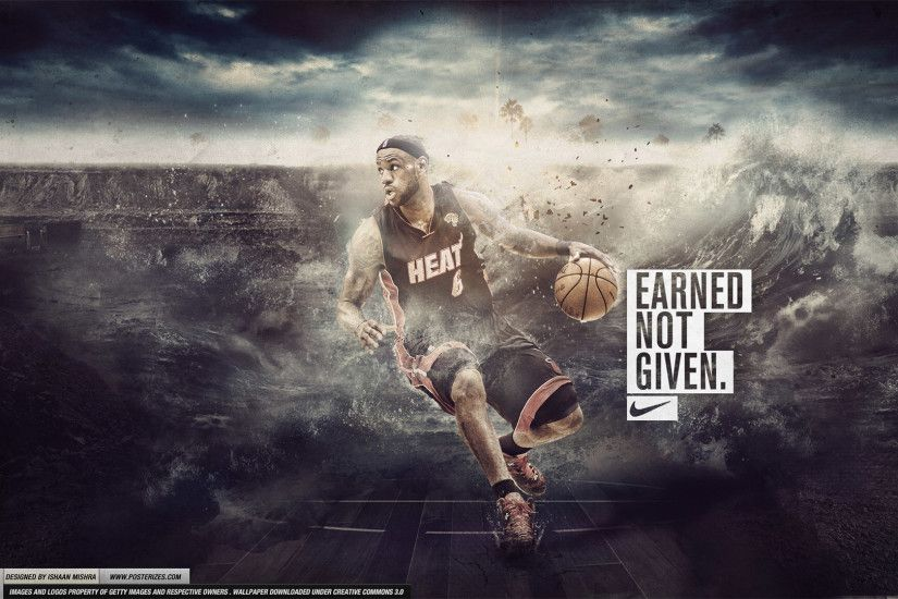 LeBron James wallpapers HD free Download