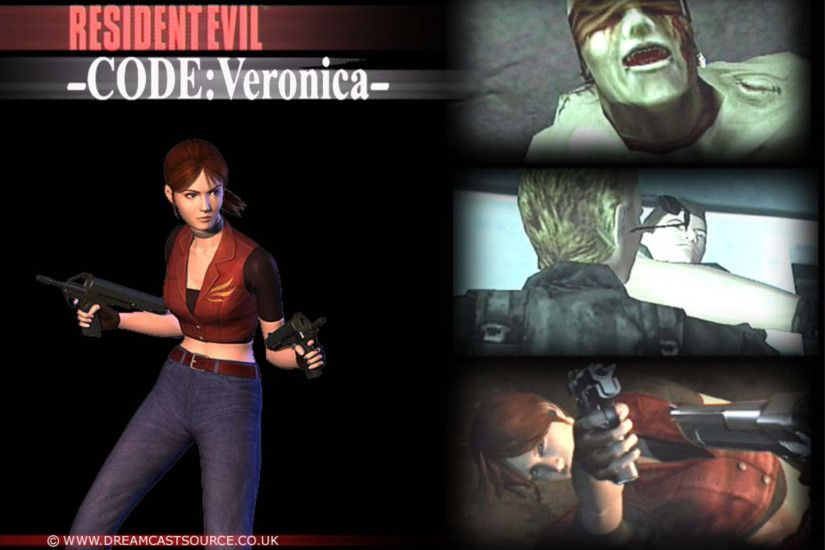 Resident Evil: Code Veronica wallpaper Claire