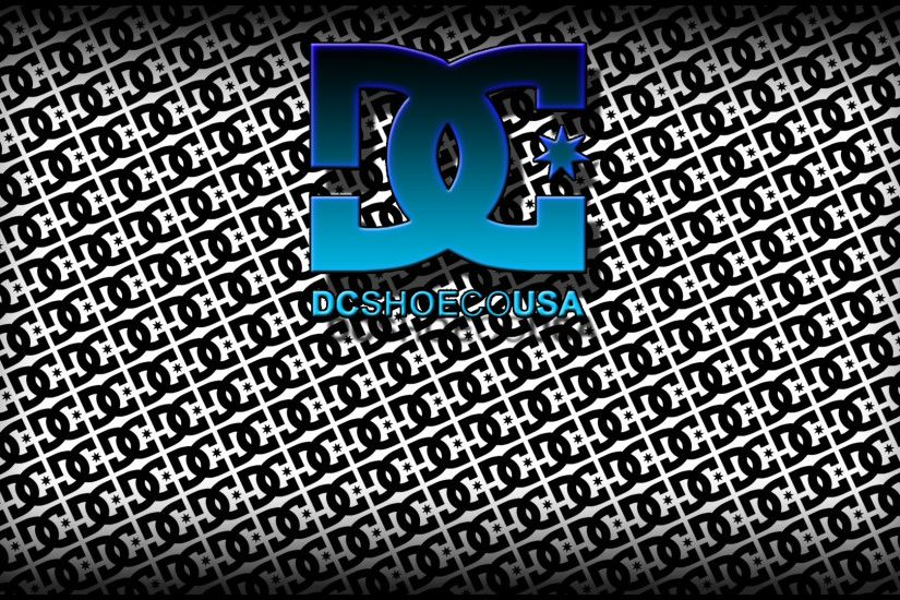 DC Shoes Logo Background | Shoes For Girls Women Men And Boys